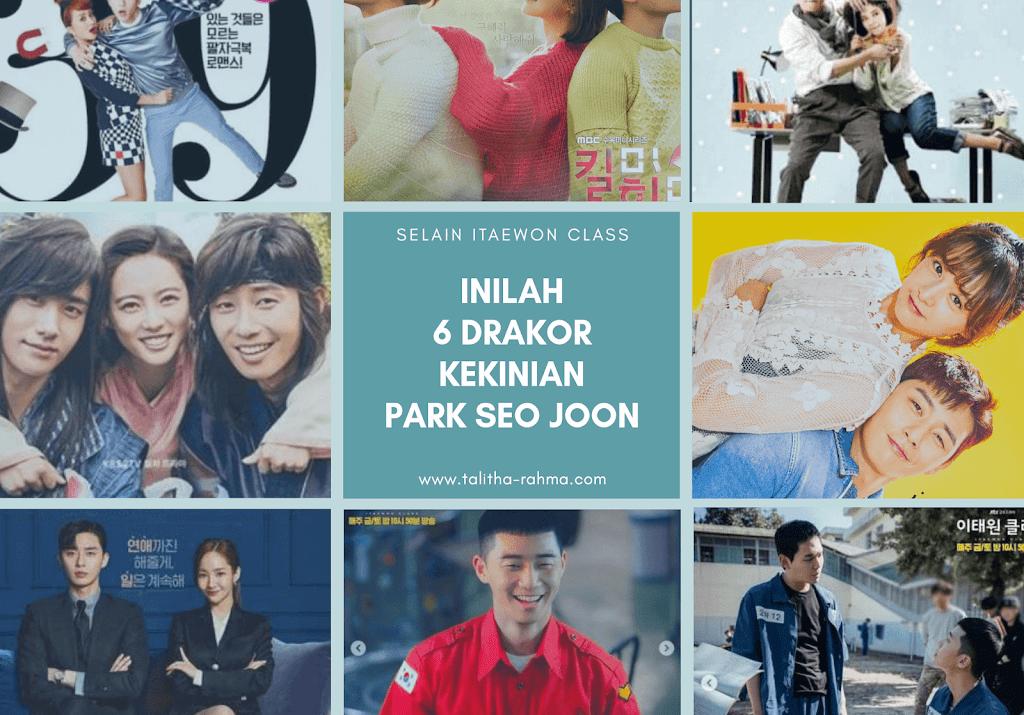 Selain Itaewon Class, Inilah 6 Drakor Park Seo Joon yang Kekinian