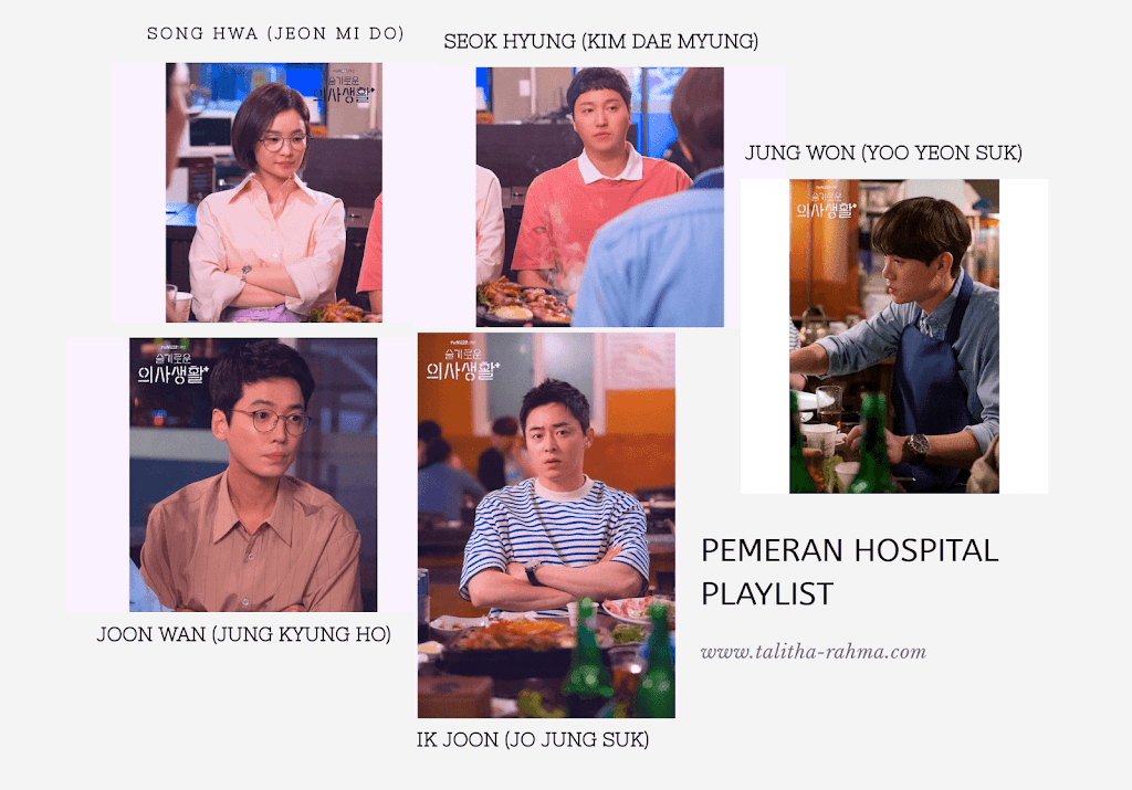 Review Drakor – Hospital Playlist, Drama Medis yang dibalut dengan Musikal nan Apik
