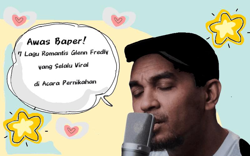 Awas Baper! 7 Lagu Romantis Glenn Fredly yang Selalu Viral di Acara Pernikahan