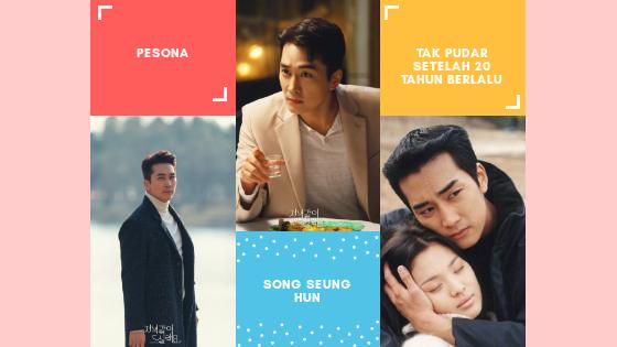 Review Drakor: Pesona Song Seung Hun di Dinner Mate, masih sama seperti Endless Love