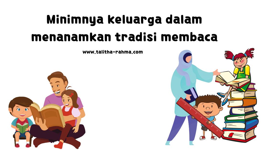 5 Alasan Mengapa Minat Membaca di Indonesia Rendah