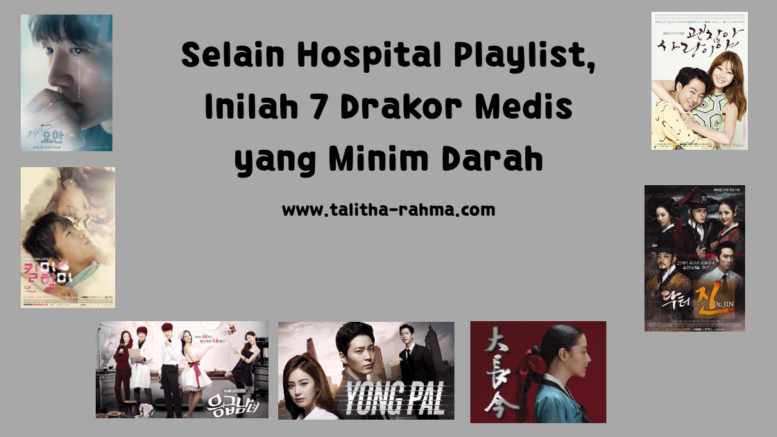 Selain Hospital Playlist, Inilah 7 Drakor Medis yang Minim Darah