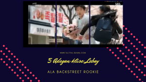 sinopsis backstreet rookie