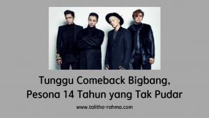 Comeback Bigbang