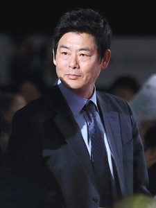Ahjussi Sung dong il